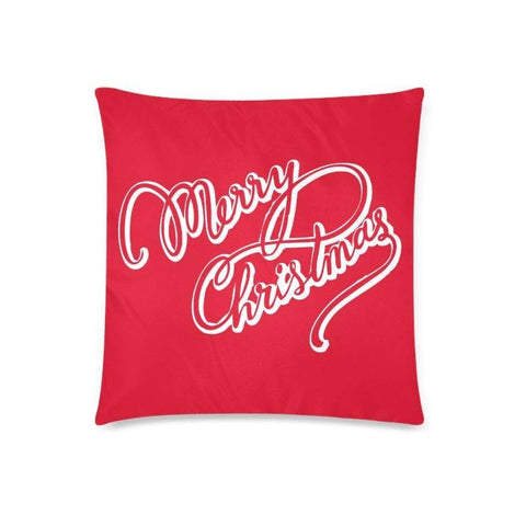 Merry Christmas Decorative Pillow Covers Gifts For Christmas