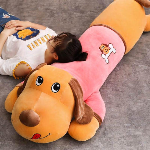 Image of giant plush dog toys - Gifts For Family Online