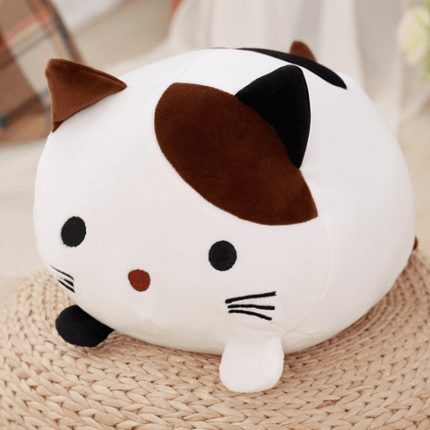 Image of 30cm Creative Kawaii Plush Cat Toy