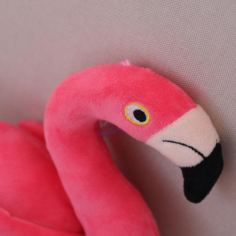 Image of pink flamingo plush toy - Gifts For Family Online