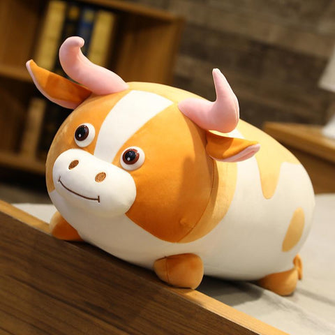 Image of cow stuffed animal - Gifts For Family Online