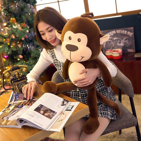 Image of stuffed monkey toys - Gifts For Family Online