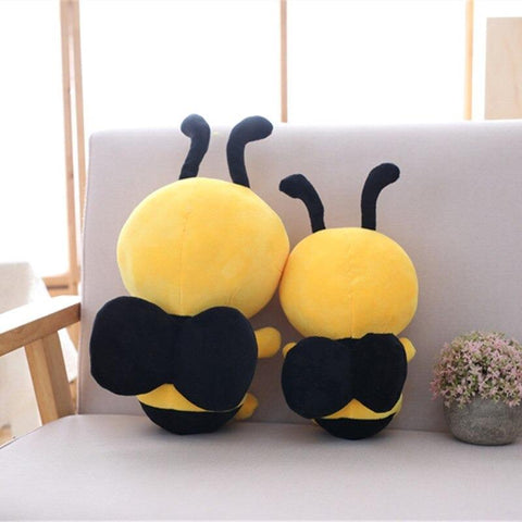 Image of bee soft toy - Gifts For Family Online
