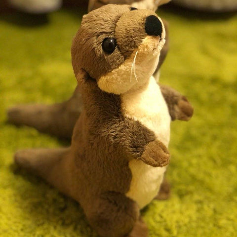 Image of otter plush - Gifts For Family Online