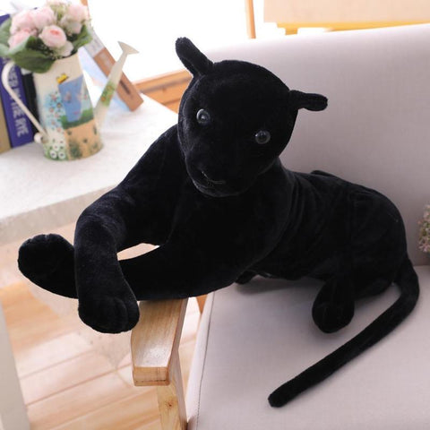 Image of black panther stuffed animal - Gifts For Family Online