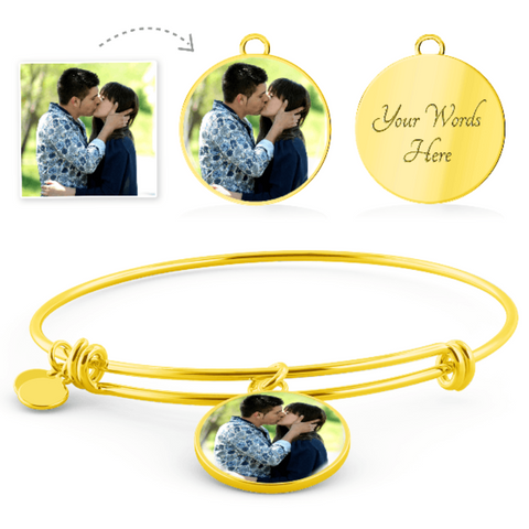 Image of Personalized Custom Bracelets - Gifts For Family Online