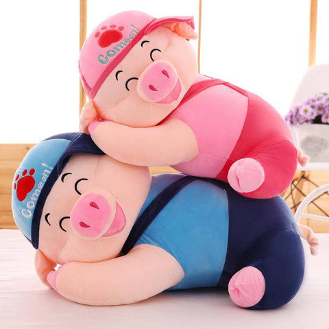 Image of pig stuffed toy - Gifts For Family Online