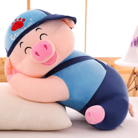 Image of pig plush pillow - Gifts For Family Online