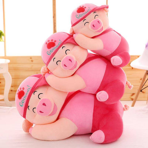 Image of pig stuffed animal - Gifts For Family Online