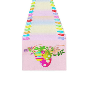 Table Runner for Easter Day - Gifts For Family Online