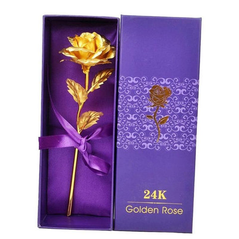 Image of 24k rose gold plated - Gifts For Family Online