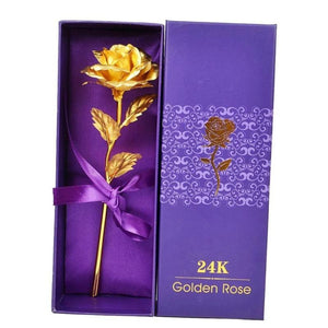 24k rose gold plated - Gifts For Family Online