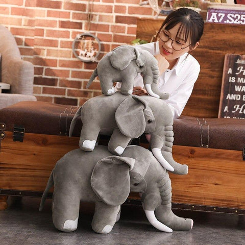 plush elephant - Gifts For Family Online