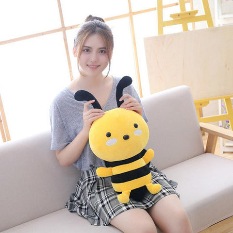 Image of bumble bee stuffed animal - Gifts For Family Online