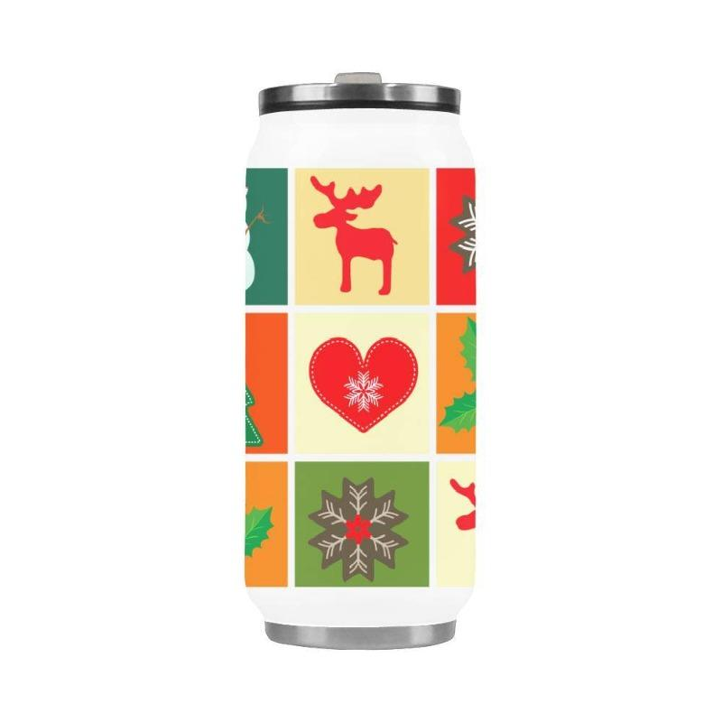 Christmas Stainless Steel Mug - Deal Of The Day