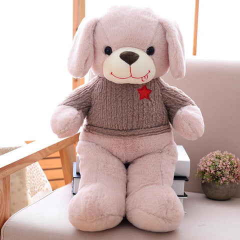 Image of plush dog - Gifts For Family Online