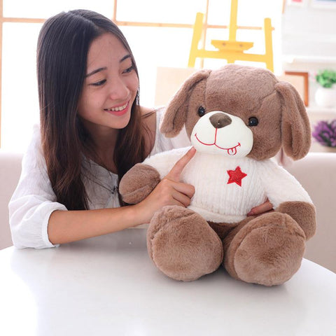 plush dog toys - Gifts For Family Online