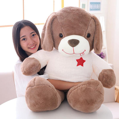Image of giant dog toy - Gifts For Family Online