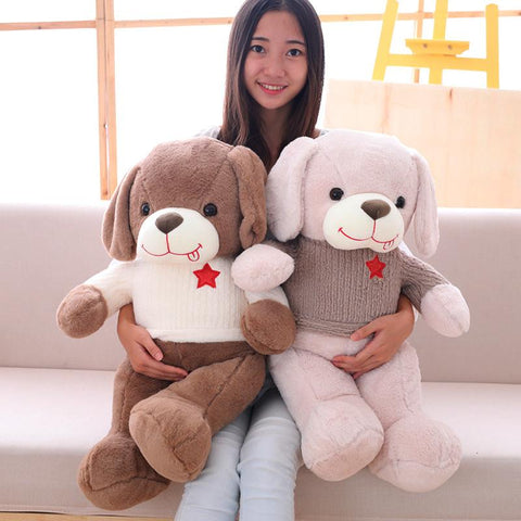 Image of dog stuffed animals - Gifts For Family Online