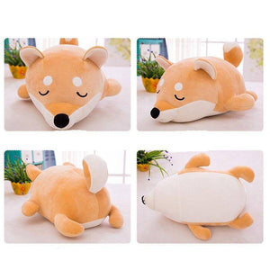 Plush Toy Stuffed Dog Soft Kawaii Pillow Gifts For Kids Children Adults Cute Gifts