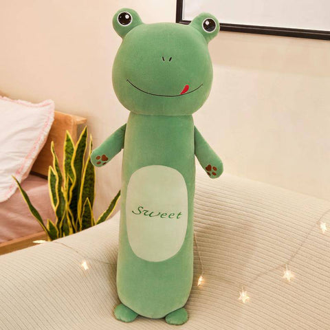 frog plush toy - Gifts For Family Online
