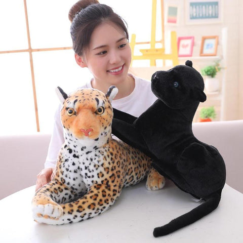 Image of plush panther - Gifts For Family Online