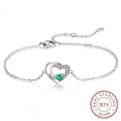 heart bracelet - Gifts For Family Online