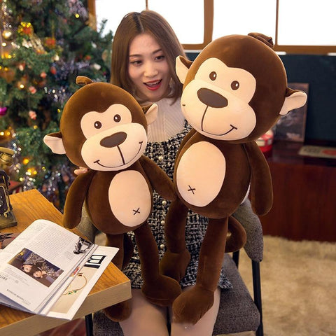 Image of monkey soft toy - Gifts For Family Online