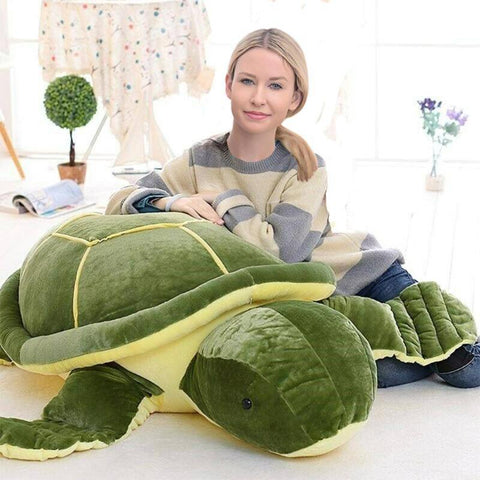 Image of turtle stuffed animal - Gifts For Family Online