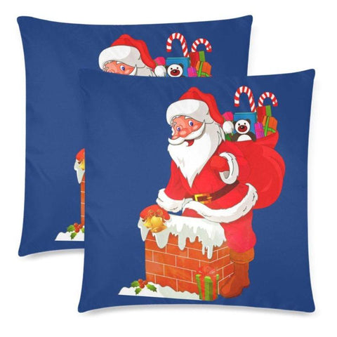 Image of christmas pillow covers