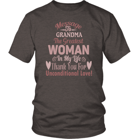 Grandma Shirt Gift For Grandma Mother's Day - Gifts For Family Online