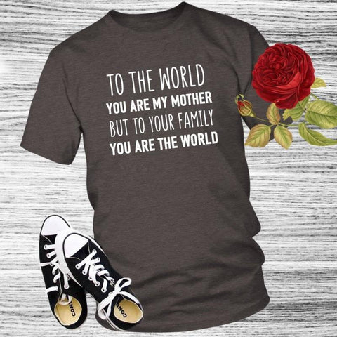Mom Shirt Gift For Mom Mother's Day Gift - Gifts For Family Online