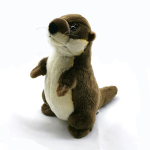 stuffed otter toys - Gifts For Family Online