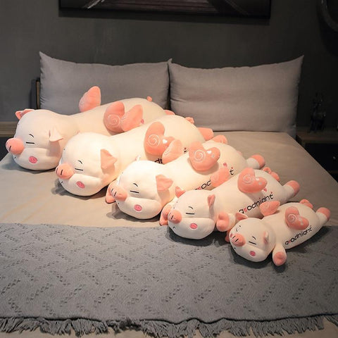 Image of big pig stuffed animal - Gifts For Family Online