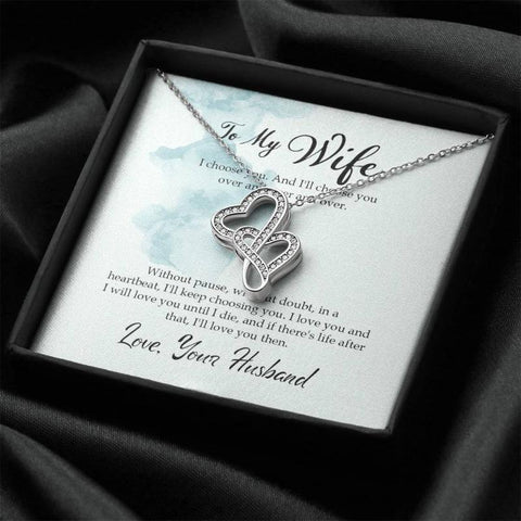 Image of Husband to Wife Gift - Gifts For Family Online