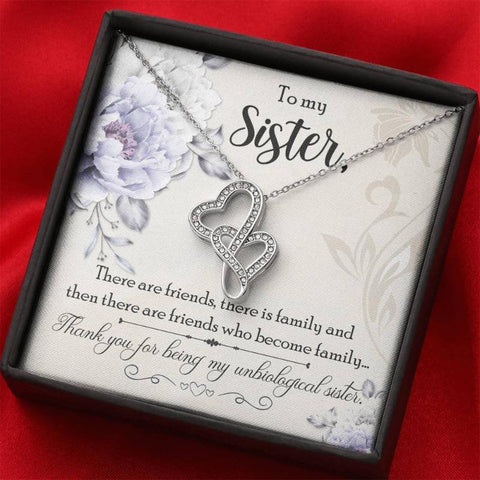 unbiological sister gifts - Gifts For Family Online