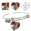 engraved bangle bracelet - Gifts For Family Online