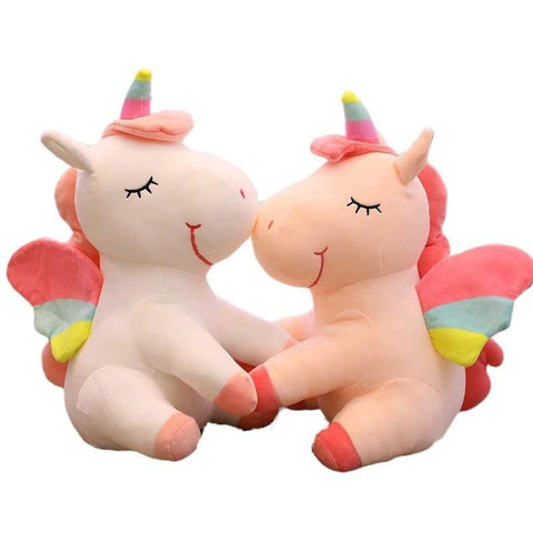 Image of unicorn plush toy - Gifts For Family Online