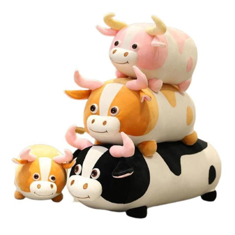 Image of cow plush - Gifts For Family Online