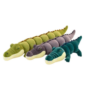 crocodile plush toy - Gifts For Family Online