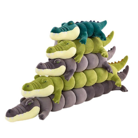 Image of crocodile plush - Gifts For Family Online