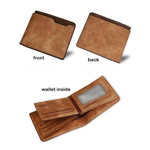 custom bifold wallet - Gifts For Family Online
