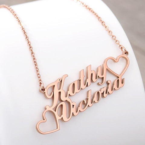 Image of custom necklace - Gifts For Family Online