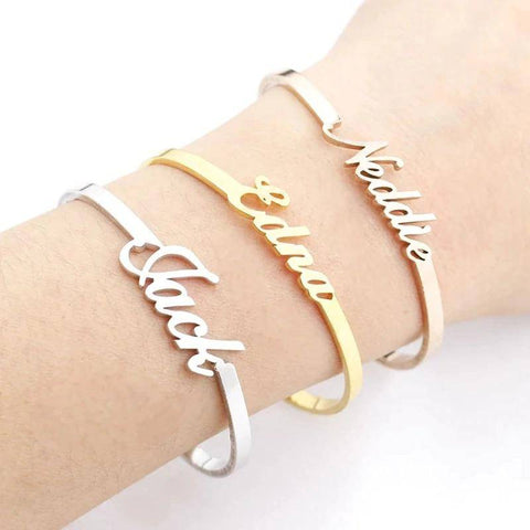 Image of personalized bracelets for mom - Gifts For Family Online