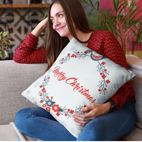 Christmas Pillow Gifts - Gifts For Family Online