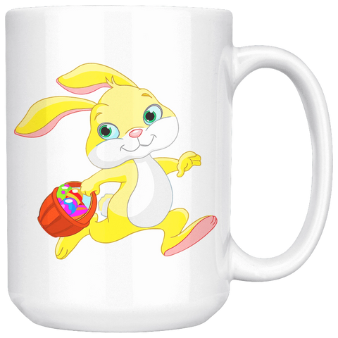 11/15oz Easter Bunny Coffee Mug Easter Mug Decor - Gifts For Family Online