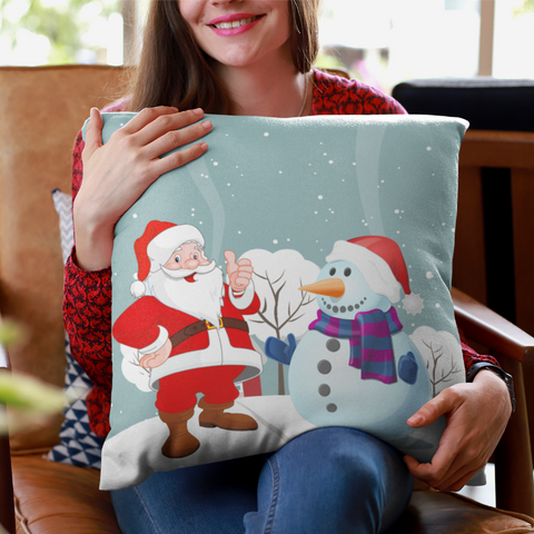 Image of christmas pillows - Gifts For Family Online