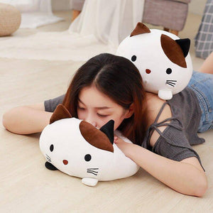 30cm Creative Kawaii Plush Cat Toy