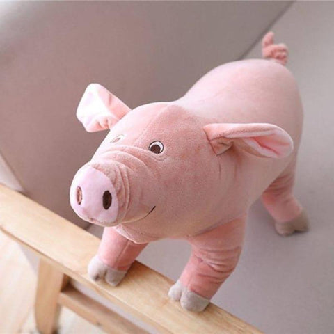 Image of Stuffed Animal 25cm Cute Pig Plush Toy