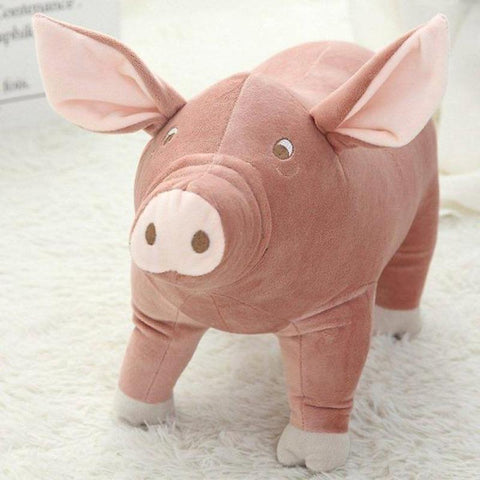 25cm Plush Toy  Pig Cartoon Toys